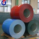 Il colore di ASTM A653 ha ricoperto la bobina d'acciaio galvanizzata