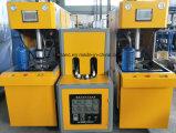 Halb automatische Plastikflaschen-Blasformen-Maschinen