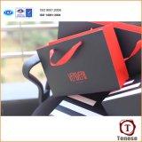 Новая мода бумаги Упаковка для подарков сумка с ручкой