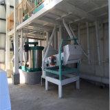 밀가루 선반 기계 플랜트 교도관 프로젝트의 120tons