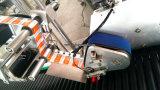 Máquina de etiquetado horizontal automática de la etiqueta engomada del tubo