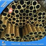 Tubo de cobre amarillo estándar del En/tubo de cobre amarillo