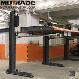 Einfacher Pfosten-hydraulischer Parken-Aufzug des Parken-zwei