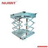 Tijeras de Elevación motorizada de montaje en techo para proyector proyector levantar con mando a distancia de carga máxima 15kg.