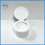 Contenitore cosmetico del vaso di plastica dell'animale domestico per il Wipe di pulizia