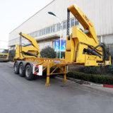 Titan 6 des Selbstladen-Schlussteil-20FT 40FT Sidelifter 40FT 45FT Behälter-Tonnen der Seiten-Loade