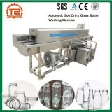De automatische Wasmachine van de Fles van het Glas van de Frisdrank