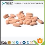 Comprimés de vitamines de nourriture biologique de produit de santé