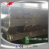ASTM A53黒い塗られたERW空セクション炭素鋼の管