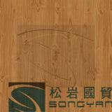Grão de madeira de aço revestida metálica Prepainted de aço