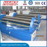 W11f-6X2000 Electrice Type 3 Rollers Steel Plate Bending Machine