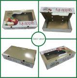 Kundenspezifischer gewölbter Karton-Kasten für Großverkauf in Shanghai