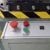 アルミニウムWindowsおよびドアのための油圧角のひだが付く機械