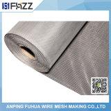 L'argent et revêtement en aluminium à revêtement en PVC de Wire Mesh
