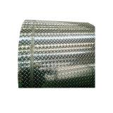 Finition en aluminium brillant plaques à damiers avec cinq Bar