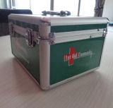 大きいサイズの多目的金属の救急処置ボックス