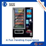 Sales caldo in 2016, Drink Vending Machine con Refrigerator