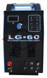 LG-60 de Scherpe Machine van het Plasma van de Lucht van de omschakelaar voor Om metaal te snijden