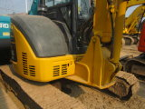 Petite excavatrice utilisée KOMATSU PC55 de KOMATSU