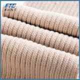 新しい二重球のスカーフの冬の首の暖かいスカーフはスカーフを編んだ