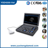 Ysd4200獣医のセリウムのPCベース獣医の超音波診断の医療機器の超音波