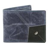 Специальный человек хорошего качества ручной работы моды кожаное портмоне (EU4203)