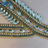 Сверкающие стекла Crystal бретели с PU кожа нубук для женщин в платье сандалии и тапочки