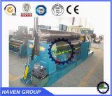 W11-40X2500 기계적인 타입 3 롤러 회전 및 구부리는 기계