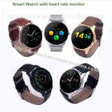 Moderne Bluetooth intelligente Uhr mit Puls-Monitor (K88H)