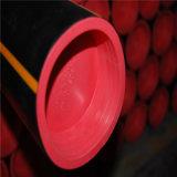 PE80 tubo de gás natural do sistema de suprimento de água