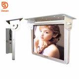 Bus de 19 pouces LCD Lecteur Media Player de bus de la publicité pour la publicité/moniteur de bus de PLV numérique sans fil
