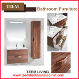 現代StyleおよびInclude無しFaucet Customized Tempered Bathroom Vanity
