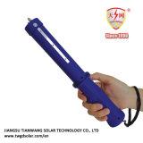 Increíbles armas paralizantes de seguridad con alarma (mini-TW809)