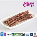 개 식사를 위한 Odog 맛 있는 어린 양 그리고 밥 혼합 지팡이