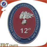 Qualität graviertes kundenspezifische Ehrenmilitärpin-Abzeichen (FTBG1385A)
