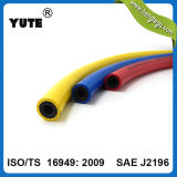 Flexible en caoutchouc SAE J2196 3 couleurs R410un tuyau de charge
