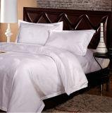 Jogo do fundamento do hotel do cetim do jacquard do algodão da alta qualidade