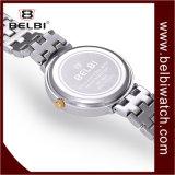 Horloge van de Knoop van het Horloge van het Kwarts van de Legering van de Vrije tijd van de Manier van Belbi het Chinese