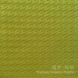Traitement gravé en relief par tissu de velours de polyester pour la décoration à la maison de textile