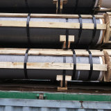 Np RP PK UHP de GrafietElektrode van de Cokes van de Naald in Industrie van de Uitsmelting