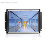15 '' TFT LCD Metal Open Frame mit 4-Wire Resistive Touchscreen