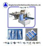 Tipo de vedação de enchimento de formação horizontal máquina de embalagem