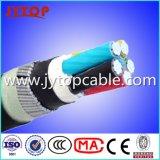 1 kv en aluminium, véhicules blindés de câble Câble Câble d'alimentation en PVC avec certificat CE