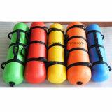 Sacchetto della sabbia del PVC Camo di forma fisica/sacchetti militari di addestramento dell'acqua o della sabbia da vendere