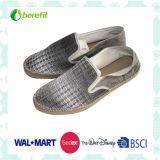 Soft EVA Sole e Canvas Upper, Casual Shoes
