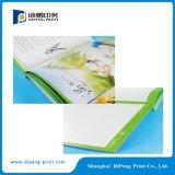 広告代理店のための高品質の印刷の本