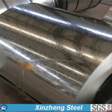 Катушка ASTM/JIS покрынная цинком гальванизированная стальная при одобренный SGS BV