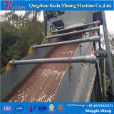 Draga do ouro da mineração da areia da cubeta Chain da série de Keda
