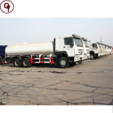 HOWO Sinotruk 371HP 6X4 물 중유 유조 트럭 가격