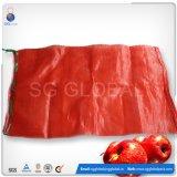 мешок сетки батиста PP лука 25kg 30kg красный для сбывания